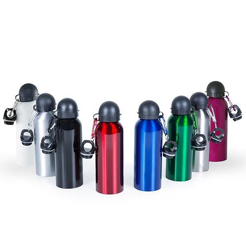 50 Squeezes de Alumínio 500ml Personalizadas