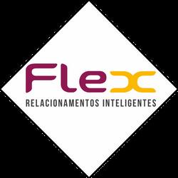 LOGO_FLEX_CONTACT_CENTER_CONEXÃO_MÍDIAS.