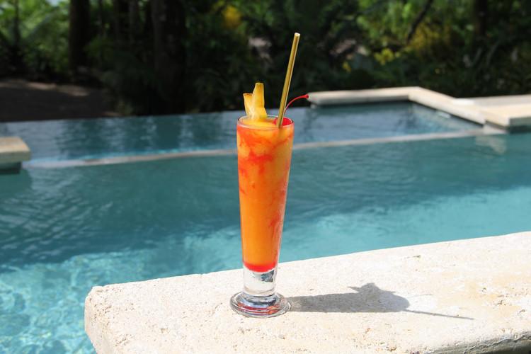 Pool Side Cocktail
