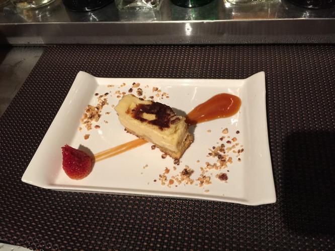 White Rasberry Cheese Cake
