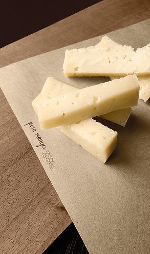 Tovaglietta in carta alimentare Pour Manger con formaggio