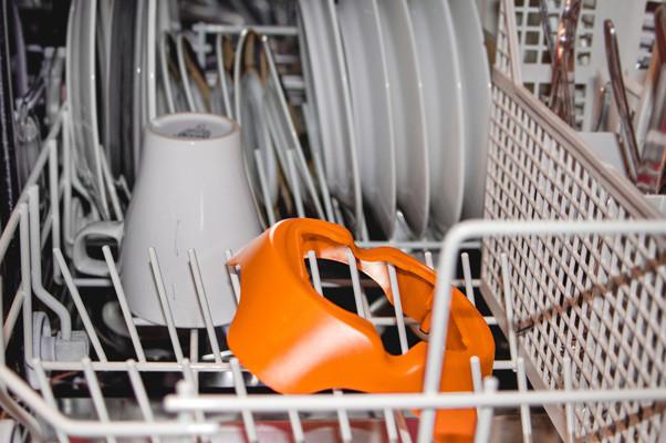 spülmaschinengeeignet - Snap&Feed Futternapf