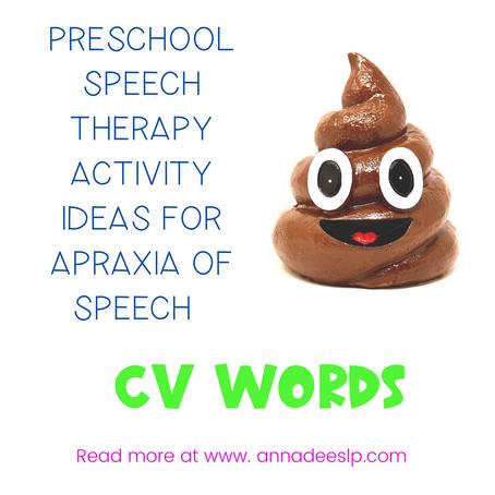 Childhood Apraxia of Speech Treatment Ideas for Preschoolers