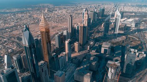 Dubai trade centre