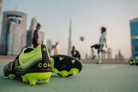 Adidas Copa Campaign