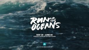 2021 Adidas Dubai RunForTheOceans campaign. Film and stills.