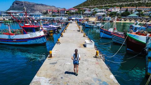 Kalk Bay Harbour - Cape Town