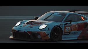 2021 DUBAI 24HOUR RACE