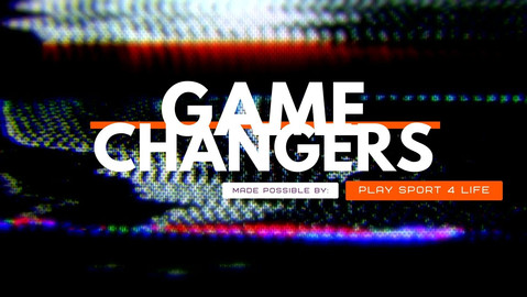 GAME CHANGERS stand up for change