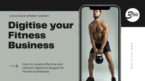 Digitise Your Fitness Business
