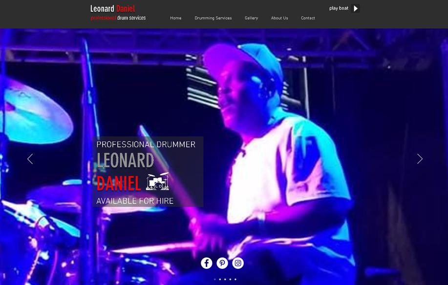 Leonard Daniel Pro Dummer