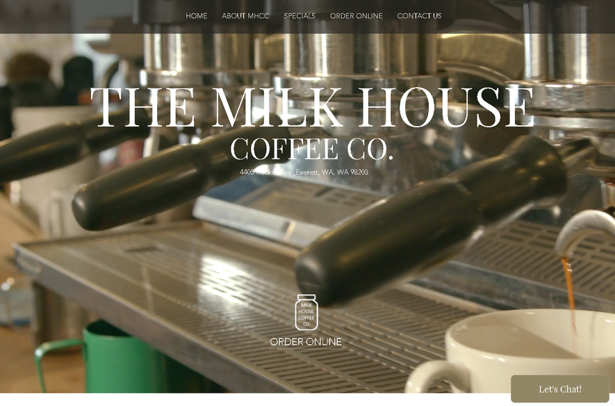 The Milk House Coffee Co
