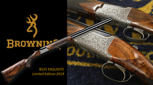 David Stapley confirms Brownings Auction Gun