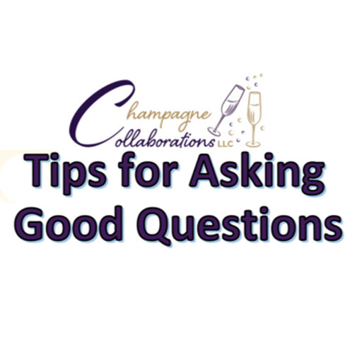 Tips for Asking Good Questions
