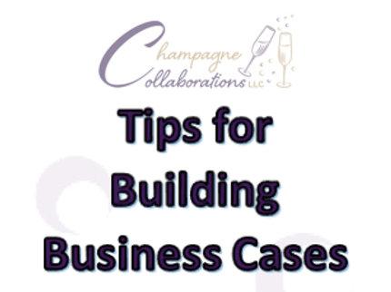 Building Business Cases Handout