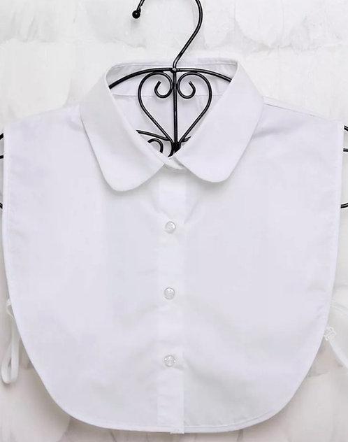 Classic White Secret Shirt Collar