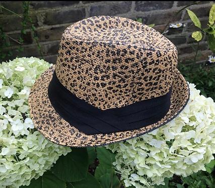 Natural Bio-Degradable Straw Hat