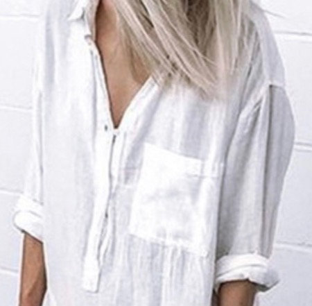 Comfortable Shirt Dress