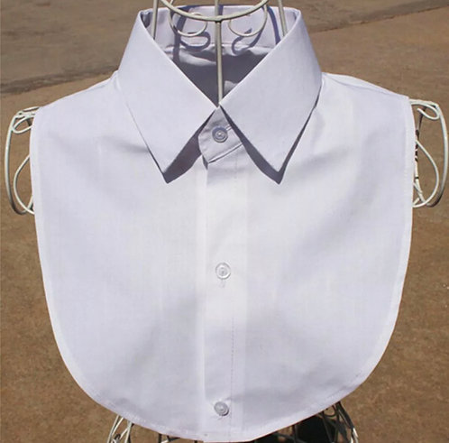 Traditional Shirt Faux Collar