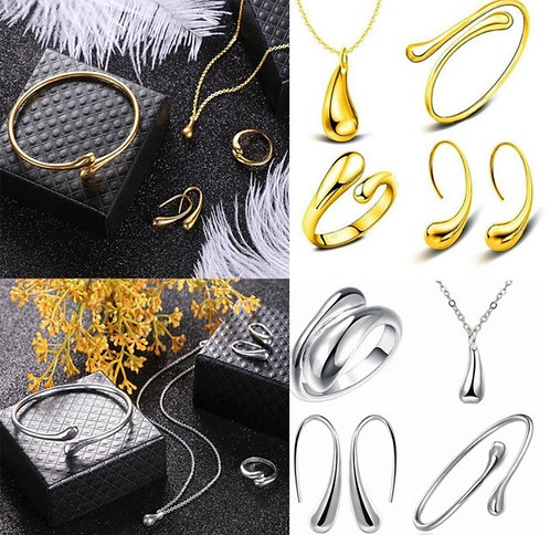 Jewellery set - Italian Design