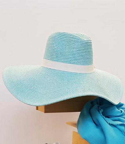 Saint-Tropez Hat - Turquoise
