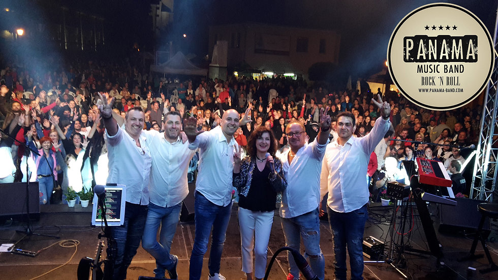 Panama - Stará Bystrica - 14.07.2018 + L