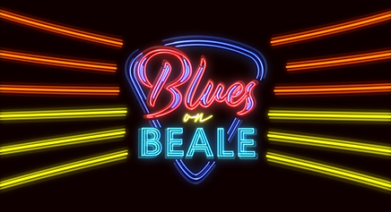 Blues on Beale Documentary Logo