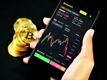 The Ups and Downs of Cryptocurrency