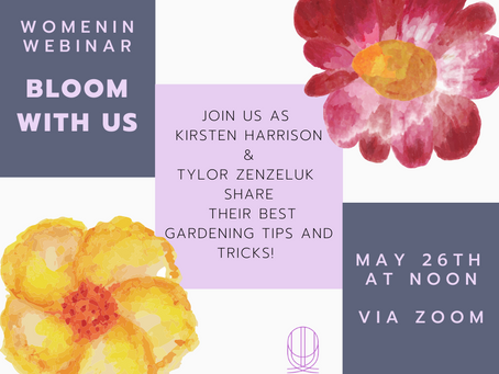 Bloom with Us!