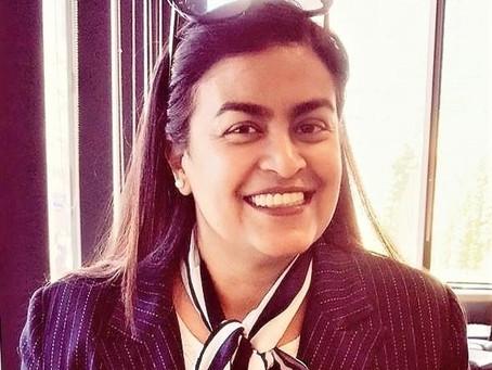 WomenIN Profiles Series – Our VP of Internal Stakeholder Engagement Farah Kaleem