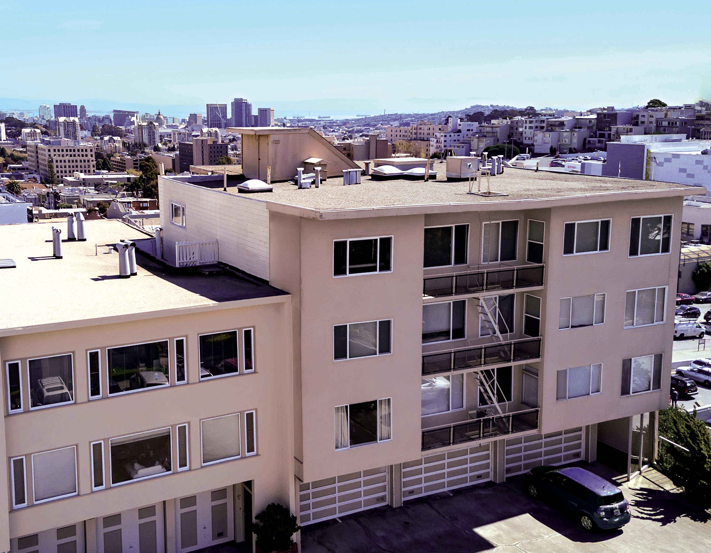 25 Units | Laurel Heights