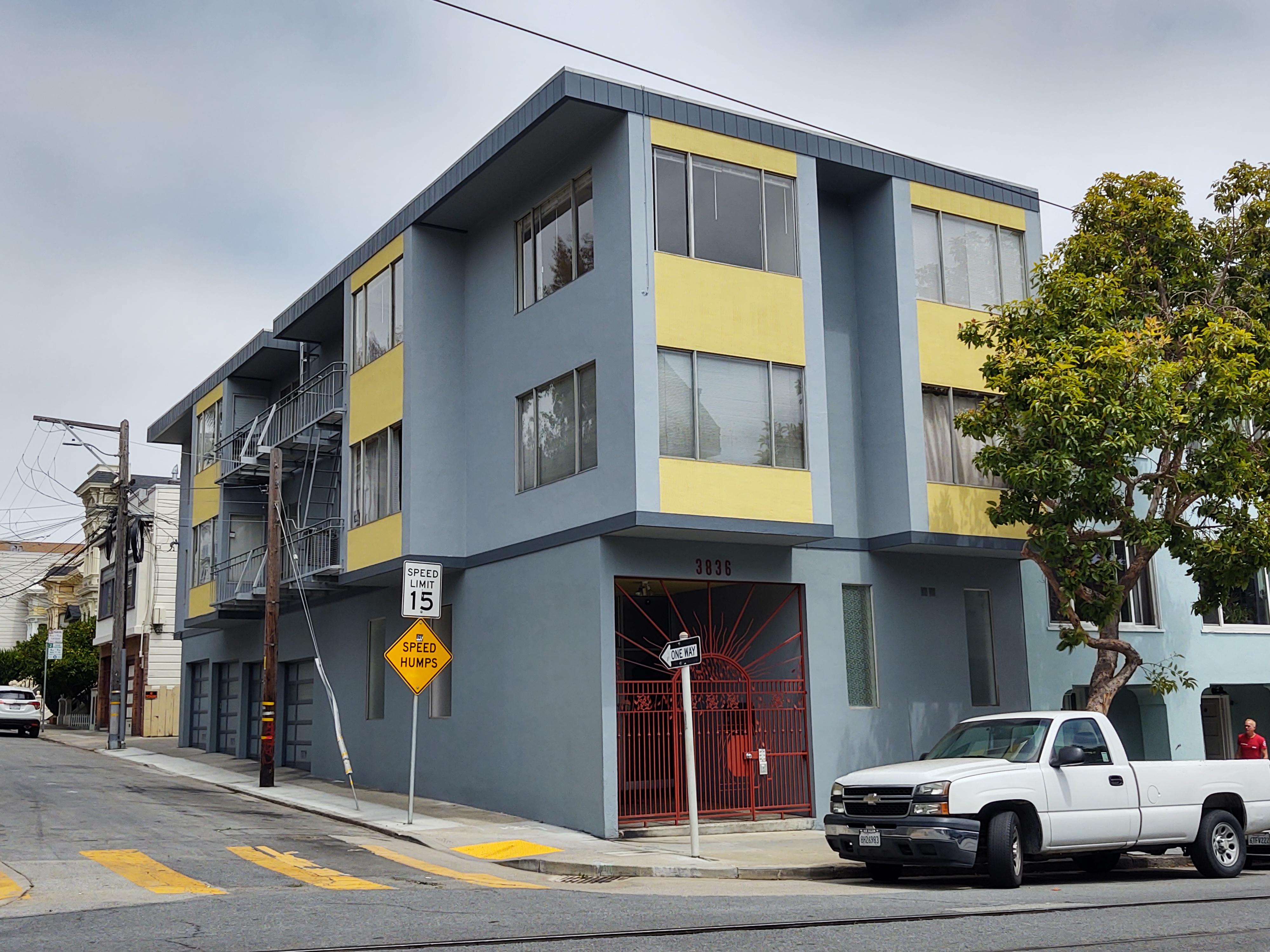 6 Units   Castro District