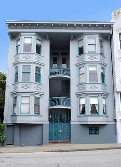 6 Units   Lower Pacific Heights