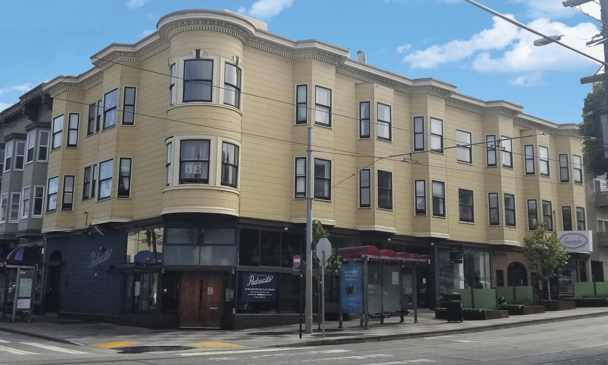 9 Units | Mixed Use | Cole Valley
