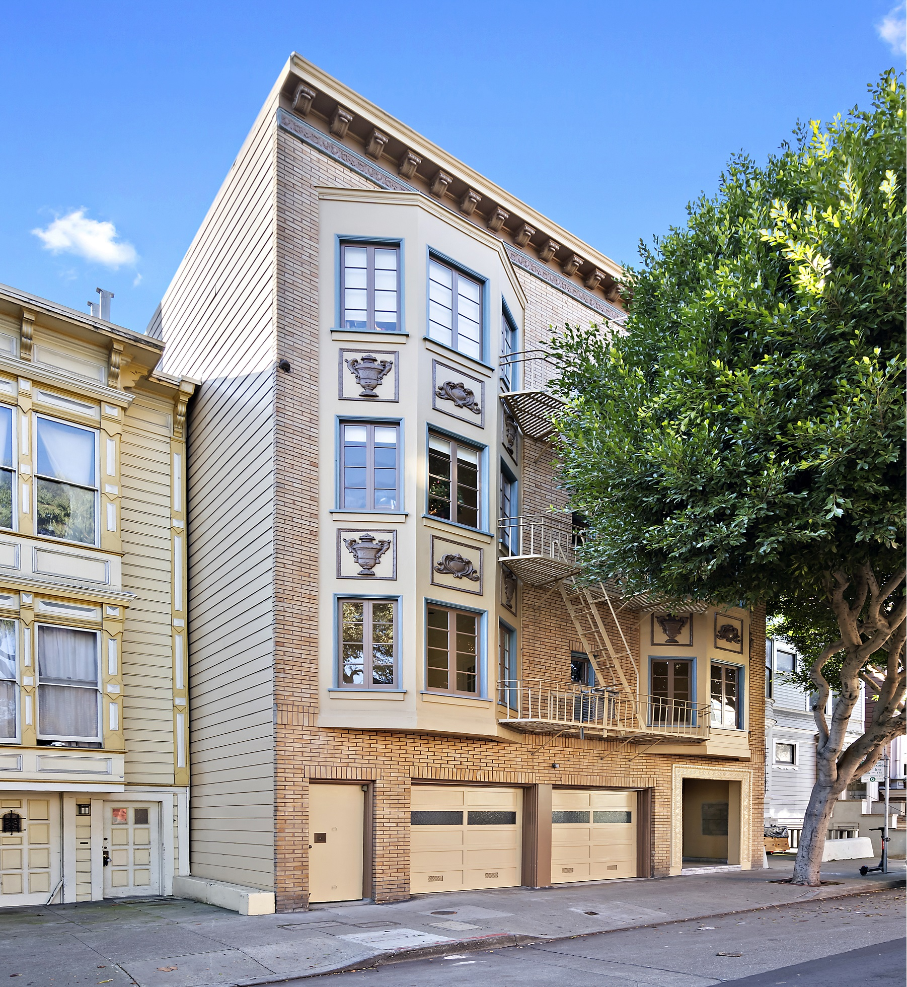 12 Units | Lower Pacific Heights