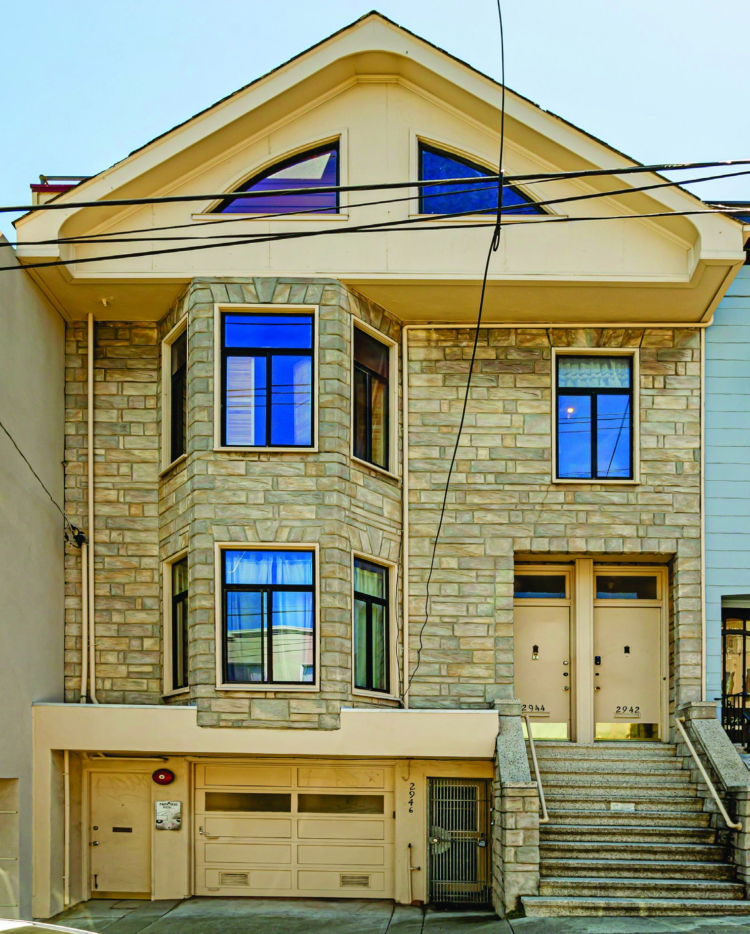 3 Units | Cow Hollow