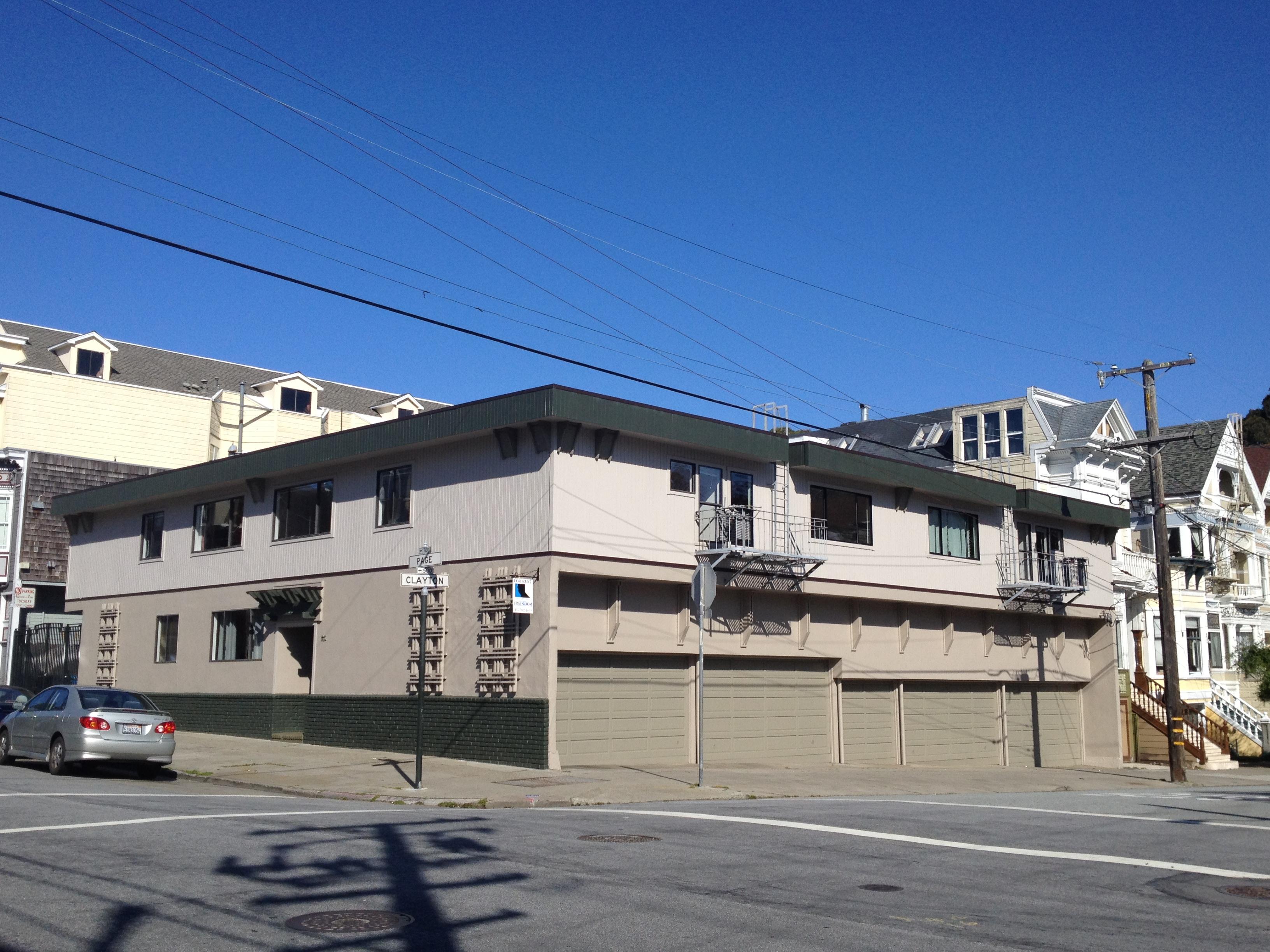 12 Units | Haight Ashbury