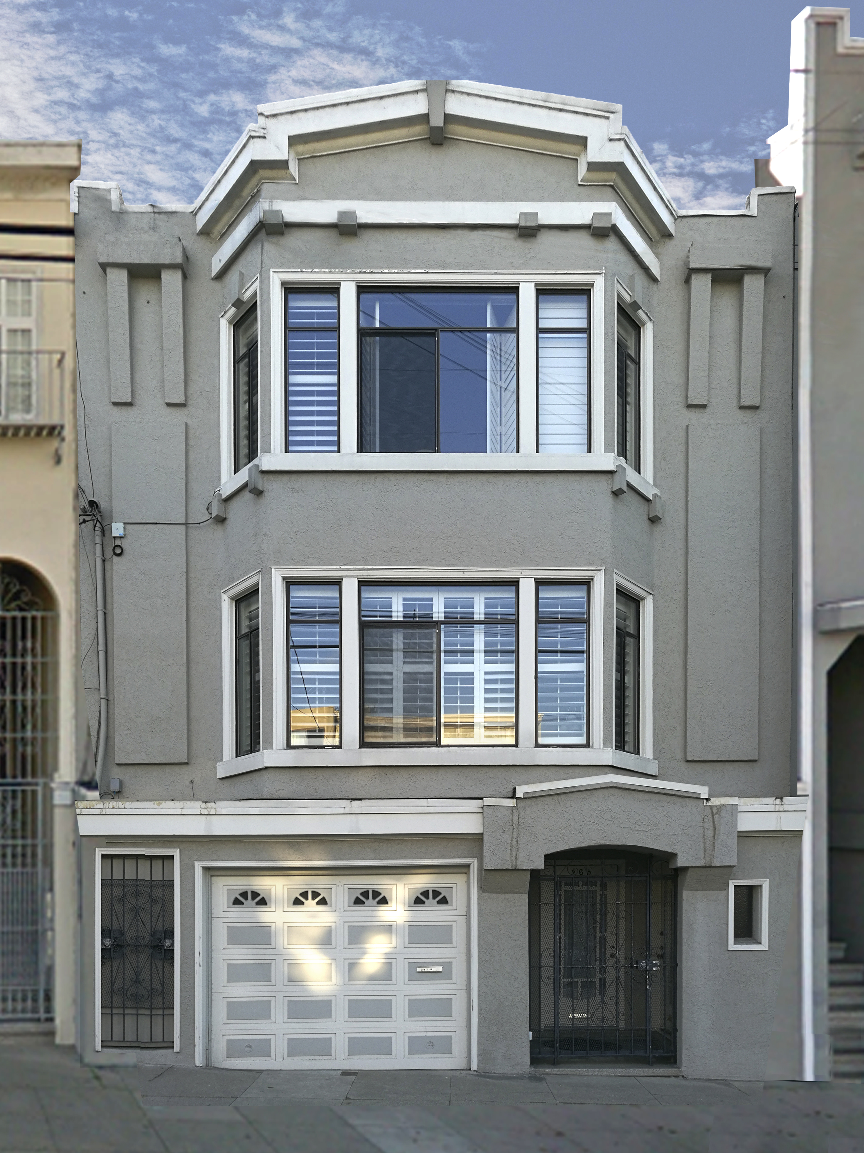 Duplex | Richmond District