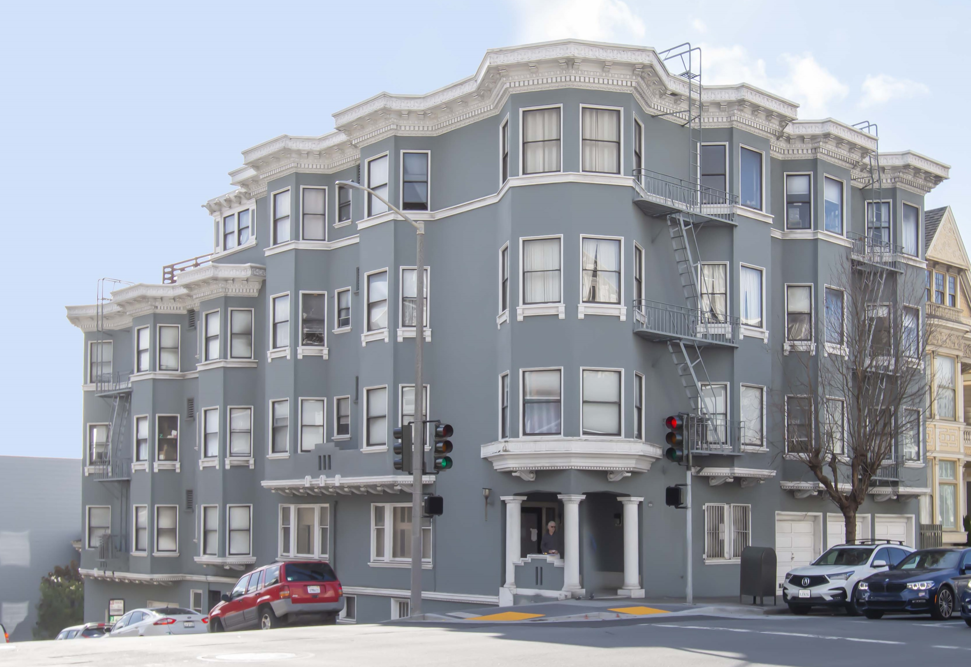 15 Units | Pacific Heights