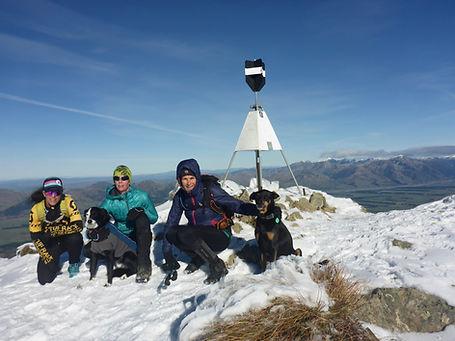 Mt Isobel summit