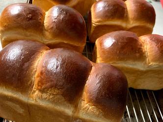 食パンの価格変更いたしました!