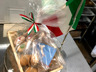 夏のイタリアの焼き菓子、特別販売