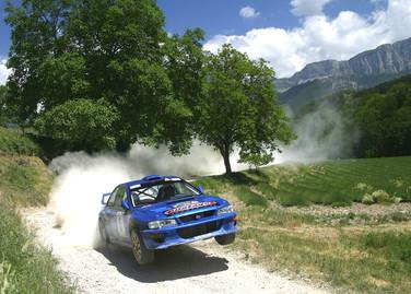 Rallye Terre du Diois 2004