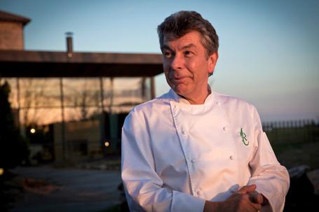 Chef Régis Marcon