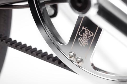 Réalisation de prises de vues en studio pour catalogue et site internet de la société United Cruiser, fabricant français de vélos Cruiser basé dans la Drôme