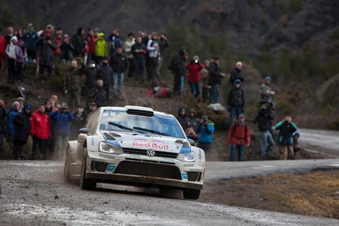 Rallye Monté Carlo 2014