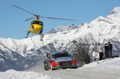 Rallye Monté Carlo 2016
