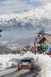 Rallye Monté Carlo 2018