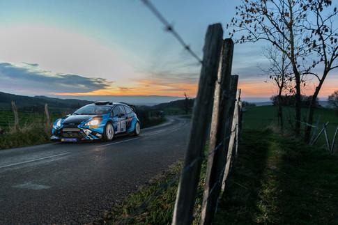 Rallye Monts et Côteaux 2014