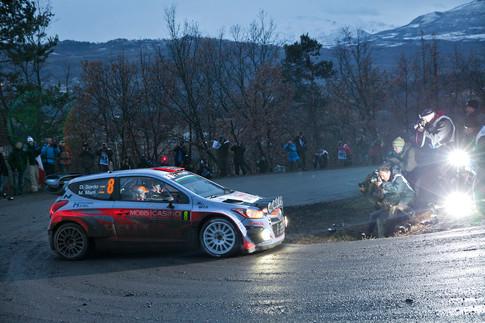 Rallye Monté Carlo 2015